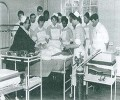 ECT Procedure demonstration -1950's